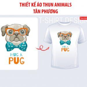 T-Shirt Animal - Áo thun in hình động vật